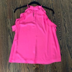 Lilly Pulitzer Padma Top in Pink Cosmo
